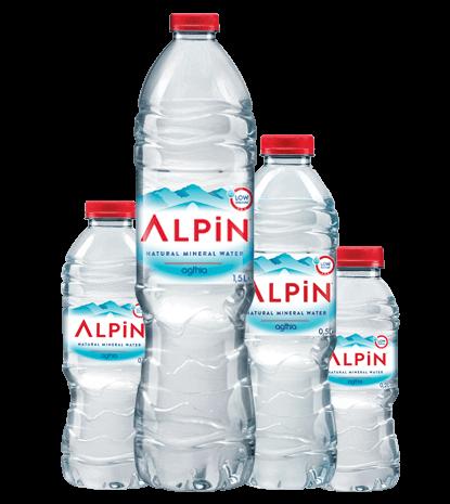 افضل انواع المياه المعدنية