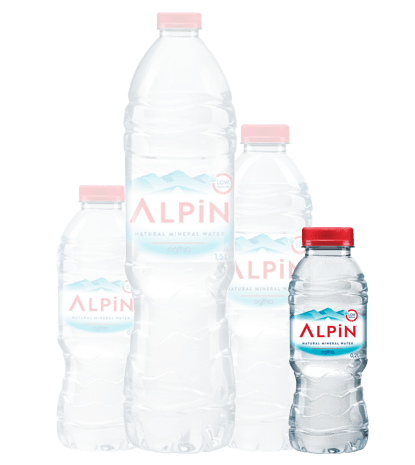 natural mineral water brands