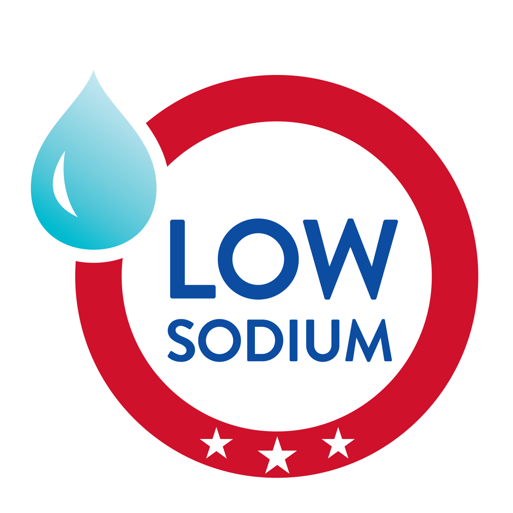 low sodium water brands