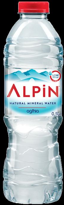 Alpin Water - Natural Mineral Water